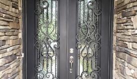 Iron Door 5