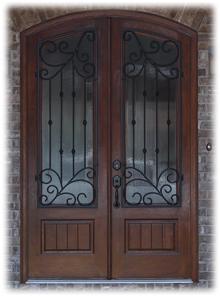 ArchTop Door Collection